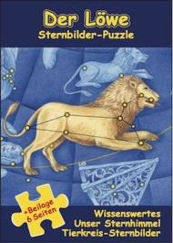 Puzzle Sternbild Löwe