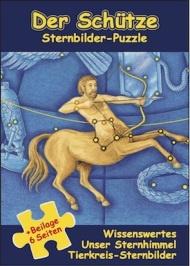 Puzzle Sternbild Schütze