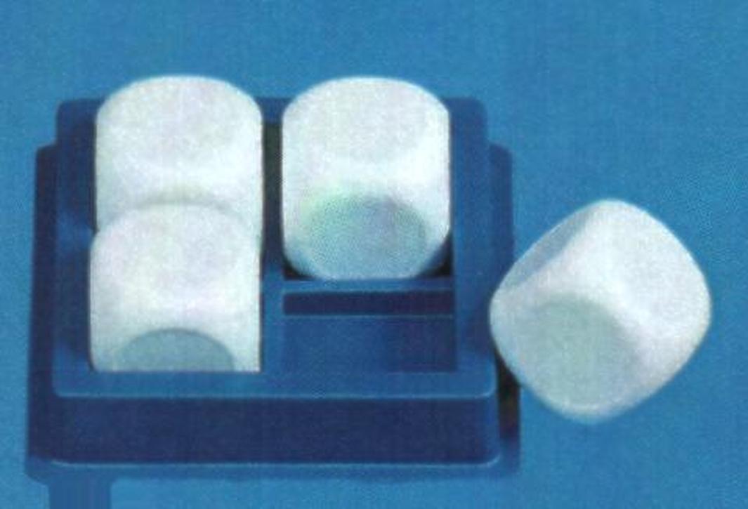 Blanko-Würfel, weiß, 5cm Kantenlänge