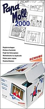 Papa Moll Bilderbox mit Kopiervorlagen