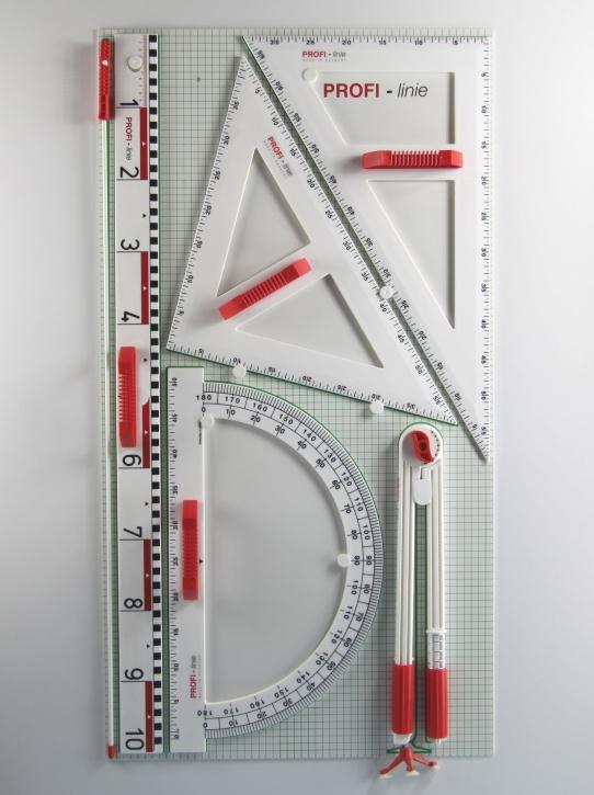 PROFI-linie - Gerätesatz III