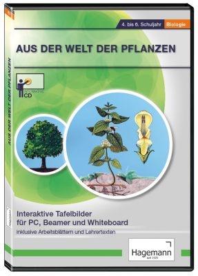 Interaktive Tafelbilder Aus der Welt der Pflanzen, Schulizenz