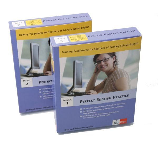 PEP Perfect English Practice, Module 1 und 2, Gesamtpaket