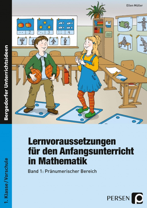 Lernvoraussetzungen - Anfangsunterricht Mathe - 1