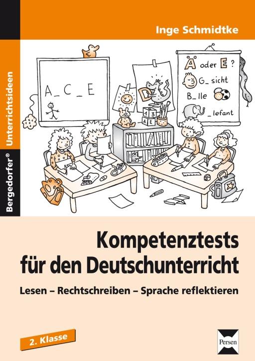 Kompetenztests - Deutschunterricht, 2. Klasse