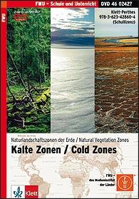 Didaktische DVD, Naturlandschaftszonen - Kalte Zonen