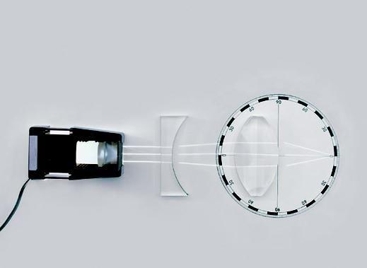 Demonstrations-Gerätesatz Magnethaft-Optik