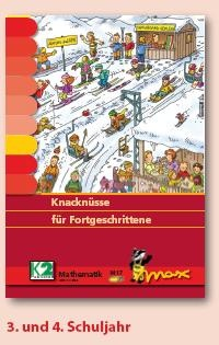 Max Lernkarten,  Knacknüsse für Fortgeschrittene