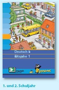 Max Lernkarten,  Deutsch als Zweitsprache 1