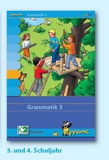 Max Lernkarten,  Grammatik 3