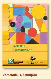 Max Lernkarten,  Logik und Konzentration 1