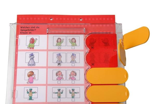 MAX-LERNPAKET VORSCHULE: Lerntrainer, Karten Wahrnehmung, Karten