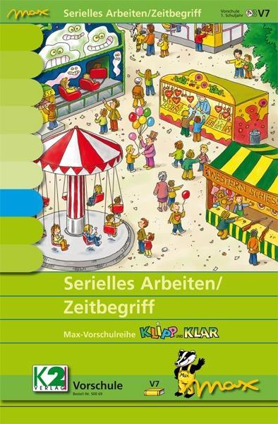 Max-Lernkarten: Serielles Arbeiten/Zeitbegriff