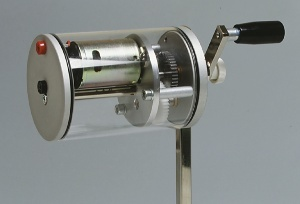 DynaMot, handbetriebener Generator (CE)