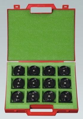 Klassensatz Mikrotome (12 Stück) im Koffer