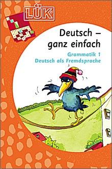 Lük-Heft Deutsch - ganz einfach 3