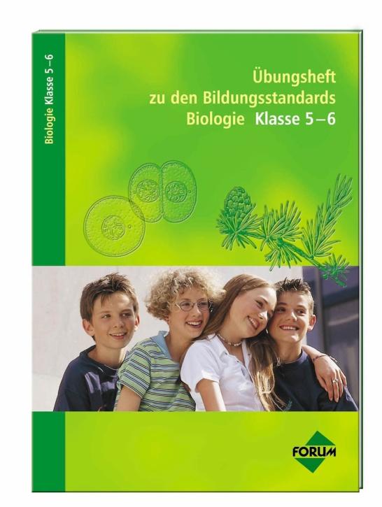 Schülerheft Biologie Kl. 5-6