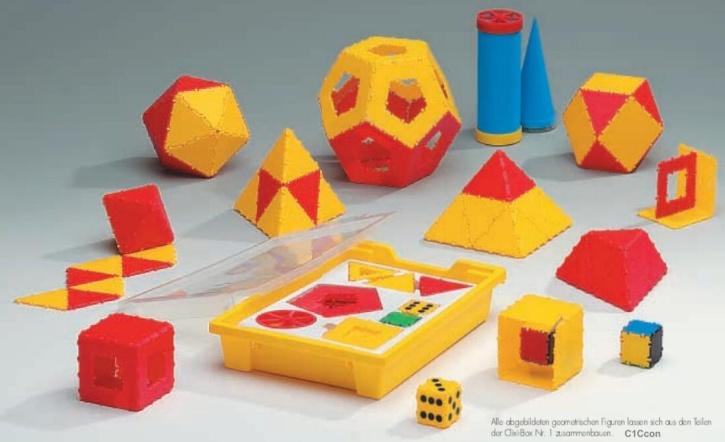 Clixi Box 1 Color, die Demo-Version für Lehrer