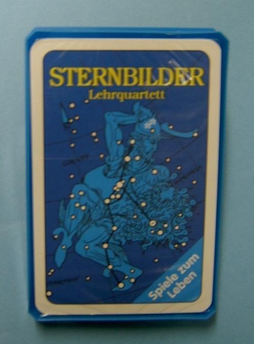 Sternbilder, Quartett, 32 Sternbilder unseres Sternhimmels