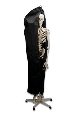 Stabile Staubschutzhülle für Skelette