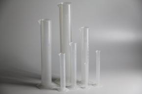 Messzylindersatz, 7 Teile