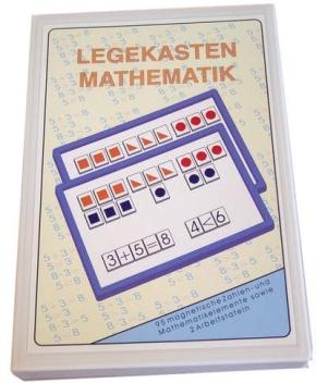Legekasten Mathematik, magnetisch