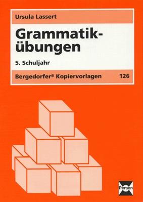 Grammatikübungen - 5. Klasse