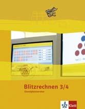 Programm Mathe 2000, Blitzrechnen, Teil 3 und 4, CD-ROM,  Einzellizenz