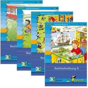 Max Lernpaket Rechtschreiben