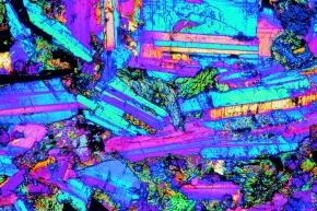 Gesteinsdünnschliffe Serie I, 10 Dauerpräparate