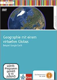 Geographie mit einem virtuellen Globus