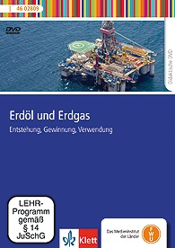 Didaktische DVD Erdöl und Erdgas
