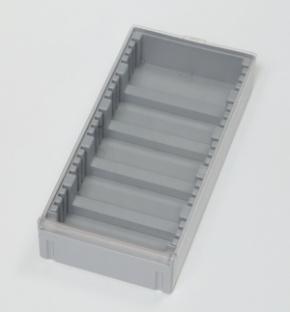 Aufbewahrungskasten für mikroskopische Präparate