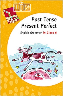 Lük-Heft English Grammar 2, Present Perfect, Past Tense