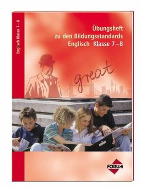 Schülerheft Englisch Kl. 7-8