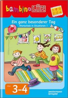 bambinoLük-Heft Ein besonderer Tag
