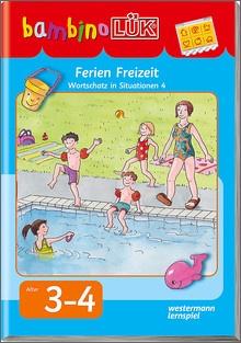 bambinoLük-Heft Ferien und Freizeit