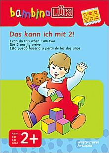 bambinoLük-Heft Das kann ich mit 2!