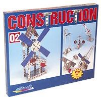Metallbaukasten Construction C02