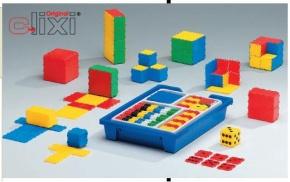 Clixi-Box 4 Color, farbig, für bis zu 33 Schüler gleichzeitig