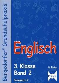 Englisch - 3. Klasse - Foliensatz 2