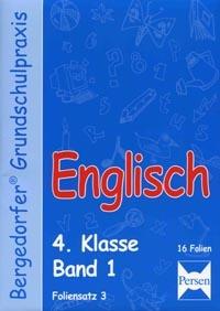 Englisch - 4. Klasse - Foliensatz 3