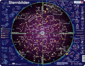 Puzzle - Sternbilder,  Format 36,5x28,5 cm, Teile 70
