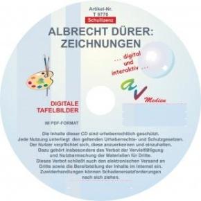 Digitale Folien auf CD - Albrecht Dürer