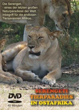 DVD-Video Serengeti - Tierparadies in Ostafrika
